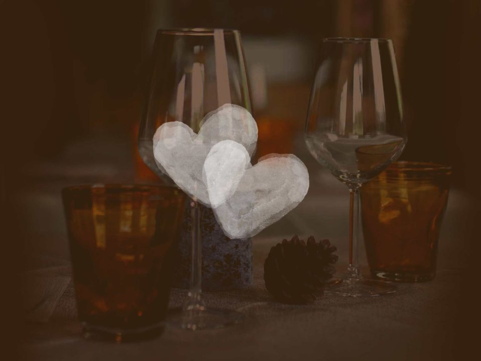 menù san Valentino Folgaria